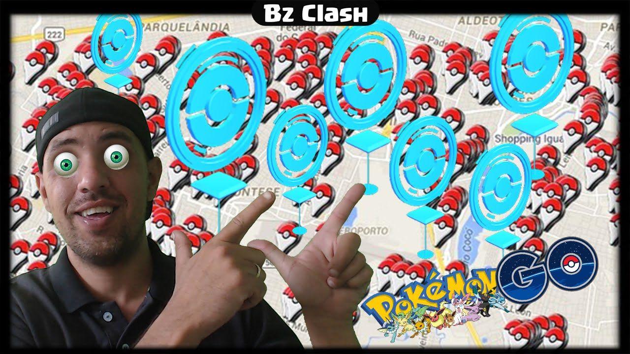 "Pokemon Go - Como Adicionar ""Pokestops - Ginásios"" Próximo da sua Casa -..."