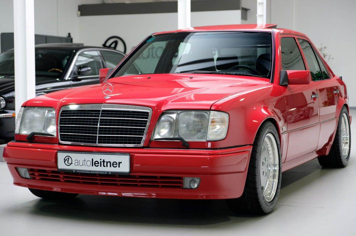 مرسيدس بنز إي60 أخطر سيارات السيدان للقرن الماضي من تطوير بورش وتعديل آي أم جي موقع ويلز Mercedes Benz Benz Suv