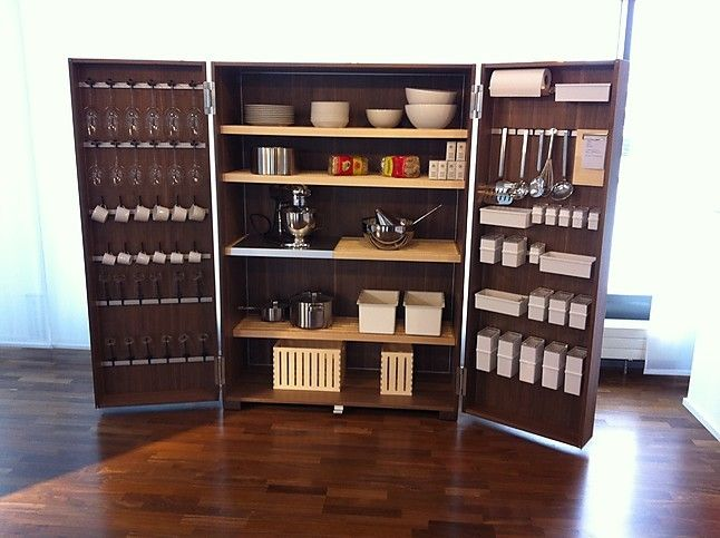 Bulthaup Ausstellungsküche bulthaup musterküche b2 werkschrank nussbaum oder eiche