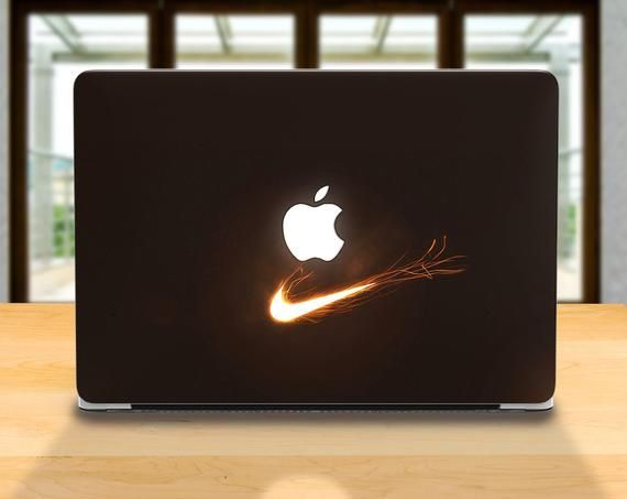 huge selection of 0d887 ff7a1 Inspired by Nike Lightning Pro 15 case Macbook Air 11 case Black Air ...