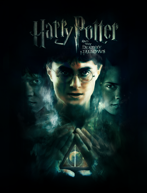 posters harry potter and the deathly hallows - Pesquisa Google