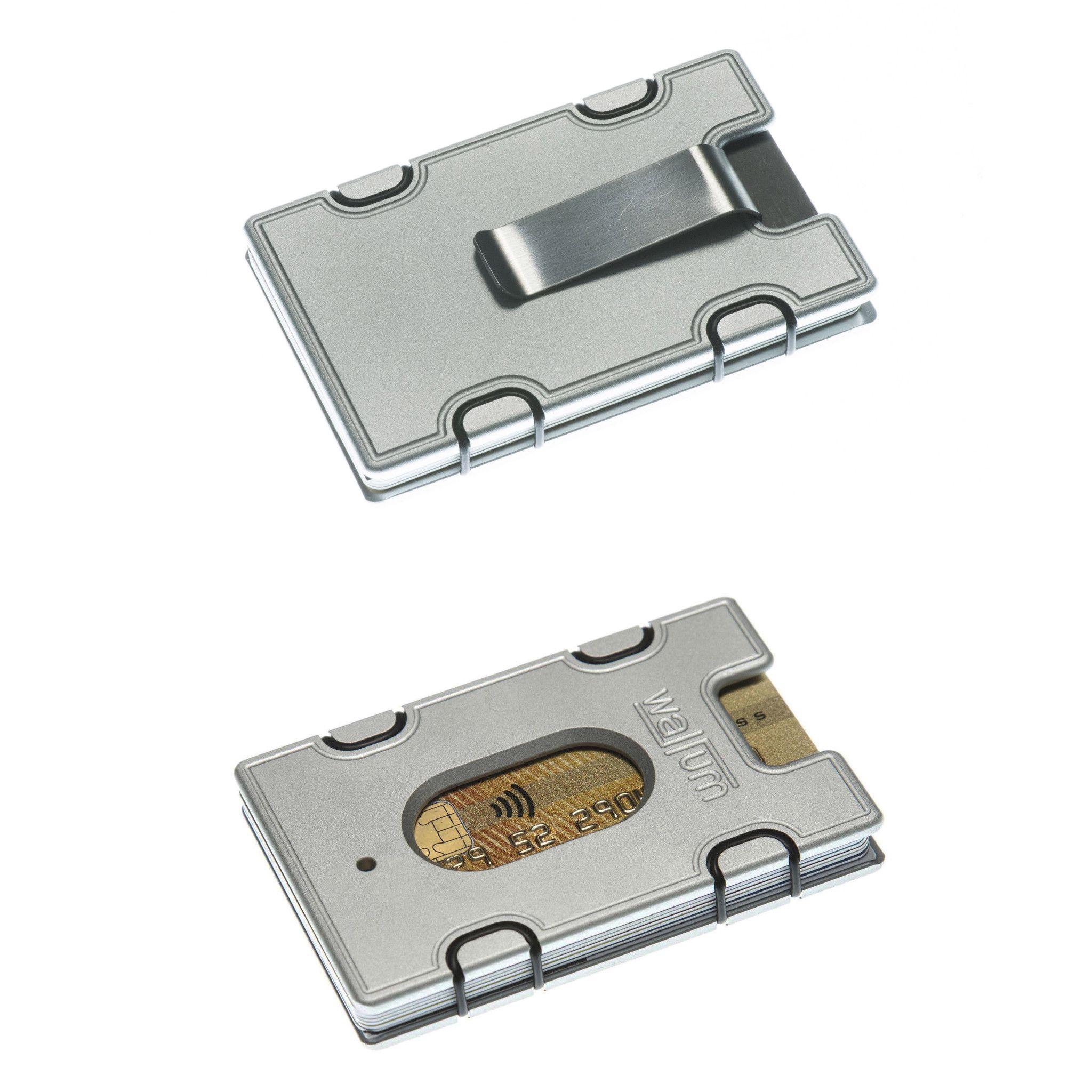 M1 Credit Card Holder with Money Clip..M1 Kreditkartenhalter ...