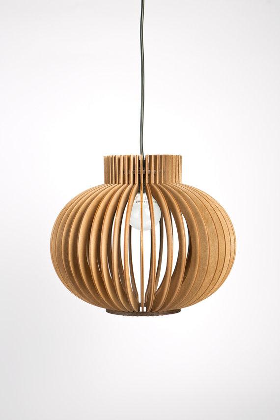 already assembled scandinavian style wooden hanging lamp lighting rh pinterest com hanging lights lamp design hanging lamp design for living room