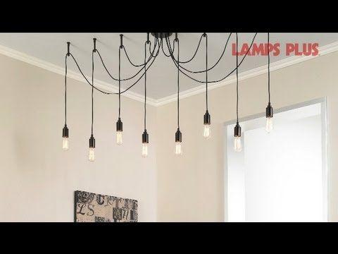multi light pendant lighting. Multi-Light Pendant Chandeliers - DIY Swag Light How-To Ideas YouTube Multi Lighting T