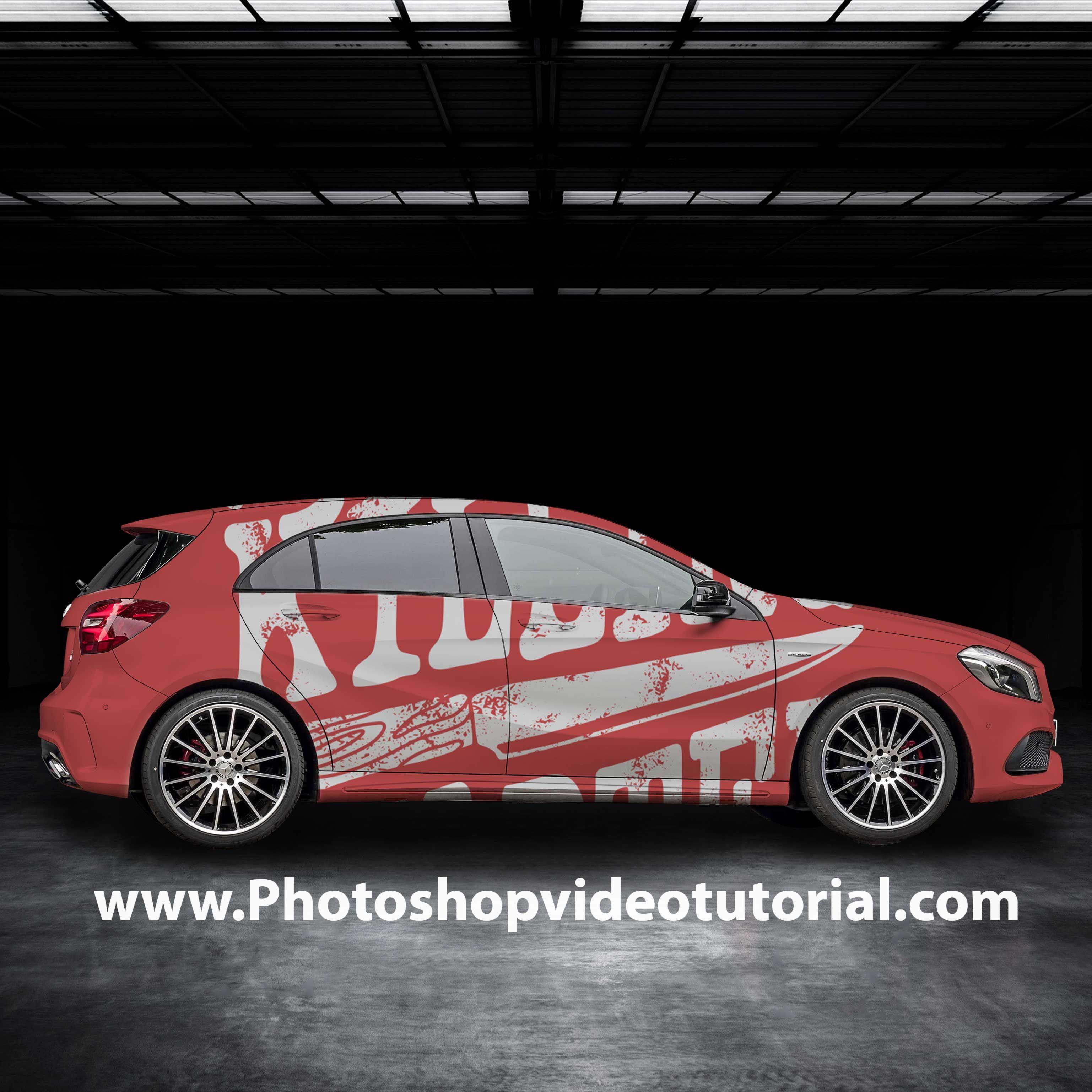 Free Top A Class Car Mockups Mockup, Free logo mockup