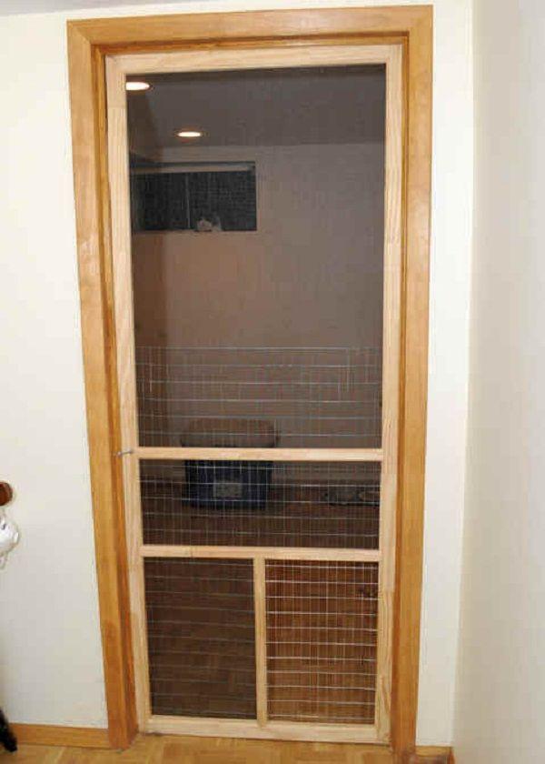 cat door barrier | Door Designs Plans & cat door barrier | Door Designs Plans | door design plans | door ...