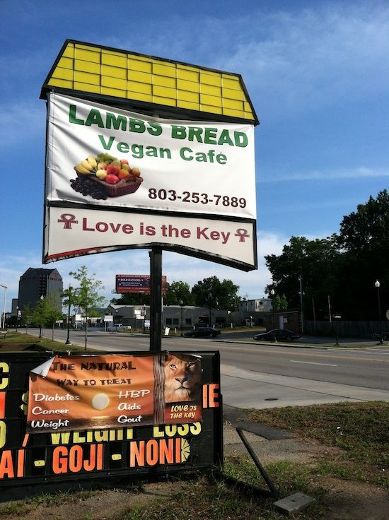 South Carolina In A Day The Sprout Good Life Cafe Lamb S Bread Vegan Cafe Will Travel For Vegan Food Vegan Cafe Vegan Vegan Restaurants