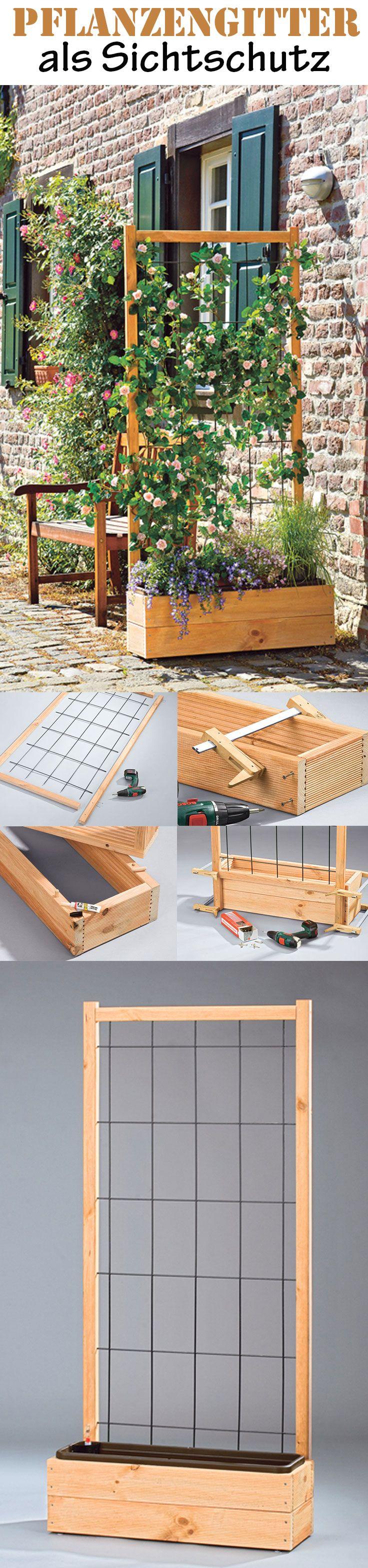 sichtschutz selbst bauen best pergola als sichtschutz pergola fa r den pergola sichtschutz. Black Bedroom Furniture Sets. Home Design Ideas