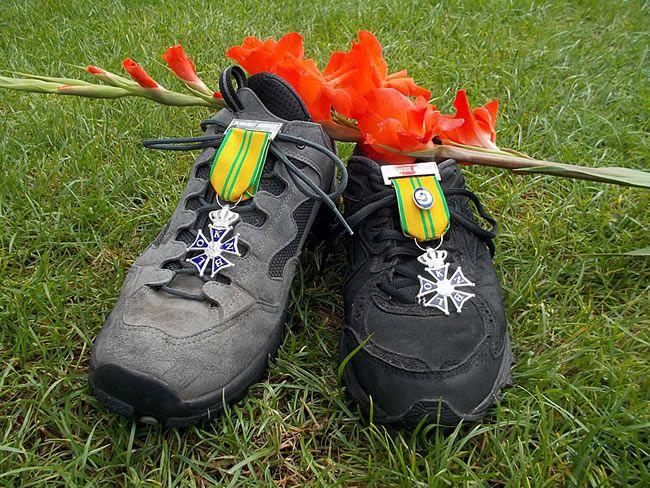 Vandaag is de dag van Cuyk en de Via Gladiola. Wij hebben ons vierdaagsekruisje weer verdiend deze 99-ste Vierdaagse.