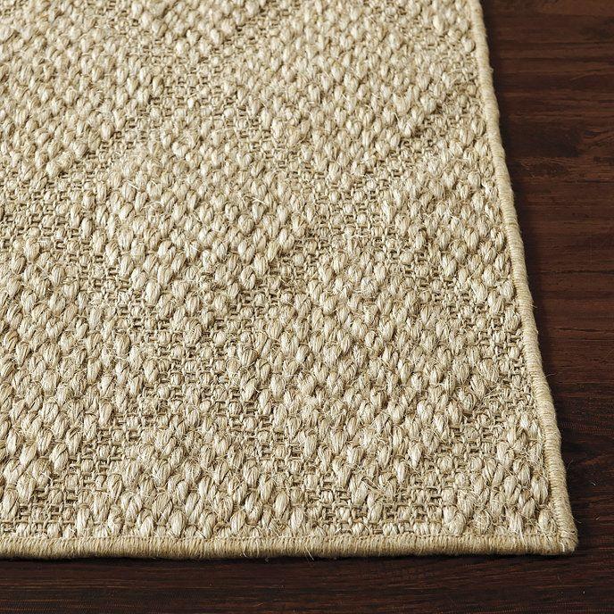 Trellis Sisal Rug Home Decorating Rugs Carpet Runner