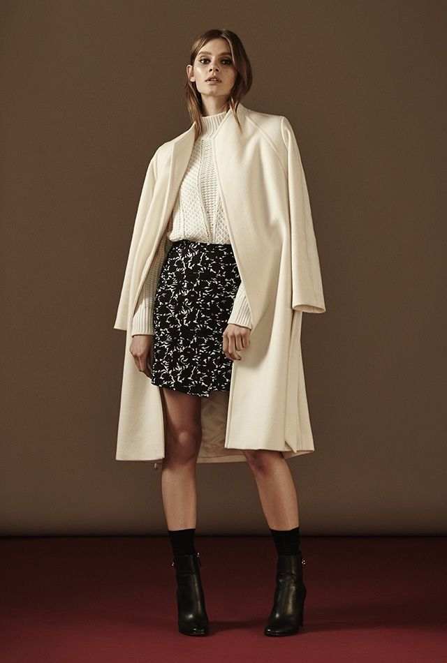 Winter Luxe: 4 Elegant Outfit Ideas from REISS