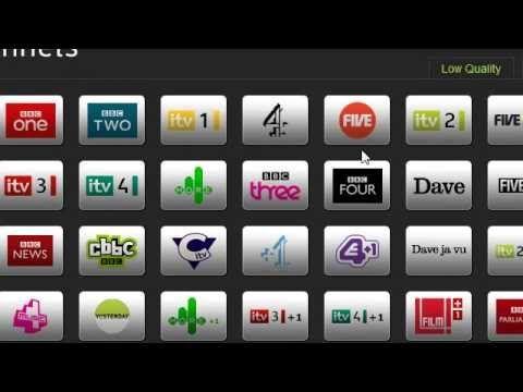 5 Бесплатное программное обеспечение для просмотра Интернет-телевидения с ПК • Раймонд. CC