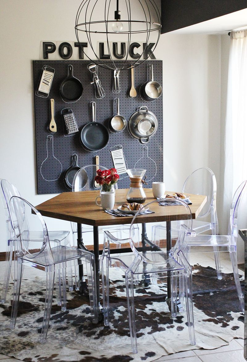Love Everything About This Dining Room Design And The Best Part Is Thereu0027re  DIY