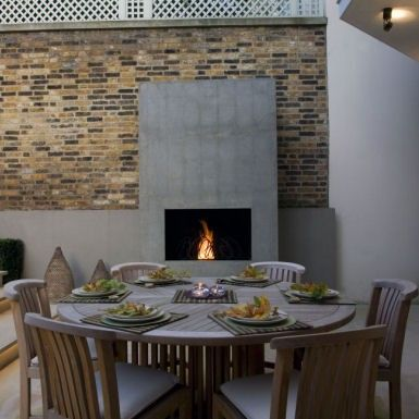 WAN INTERIORS PRODUCTS:: OUTDOOR BONFIRE By B+D Design Great Pictures