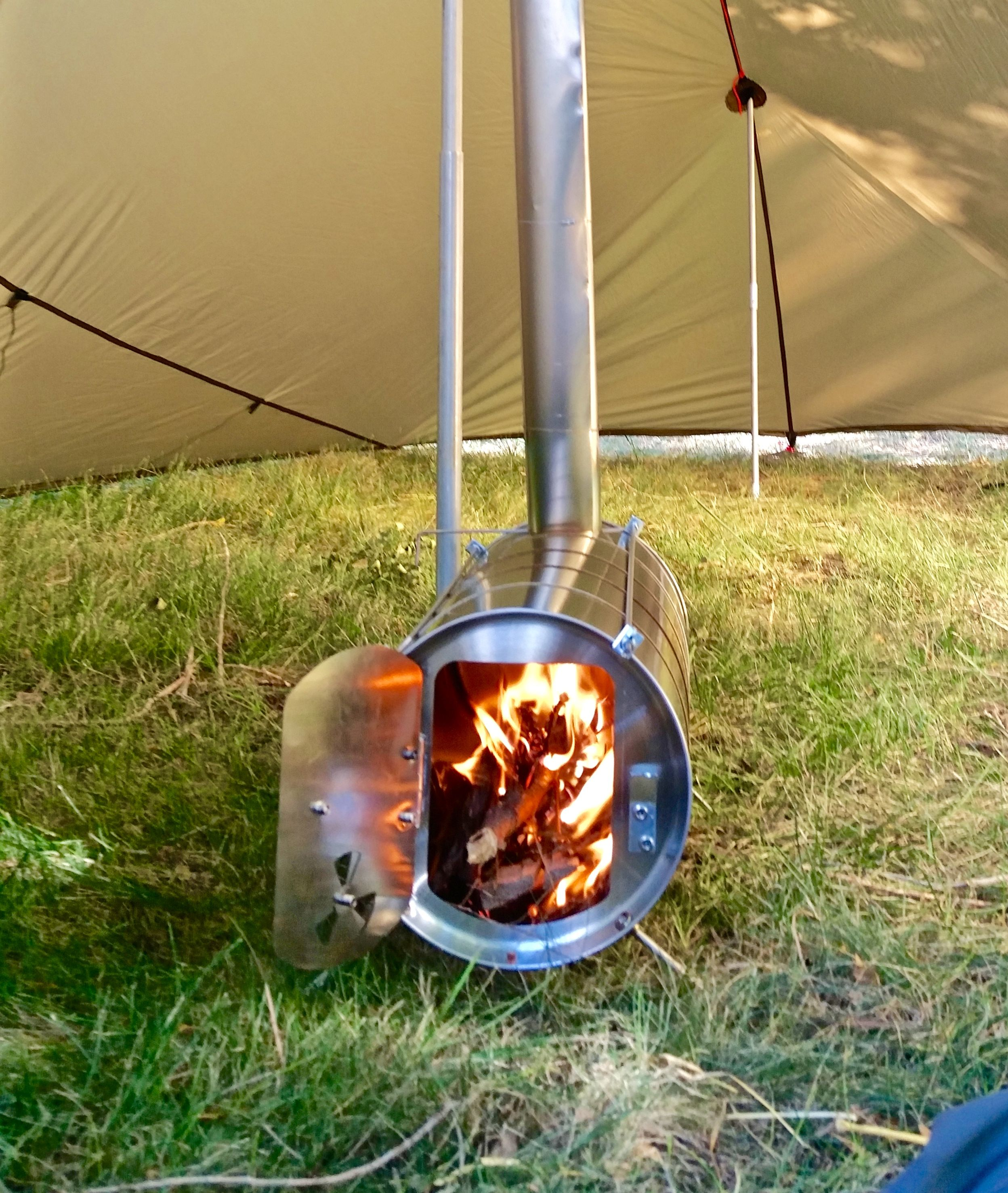 Our LiteOutdoors Titanium Stove is a great mix of light weight and functionality. With lengths of or you can order a stove to match your needs. & 20150928_154425 | Backpacking | Pinterest | Stove