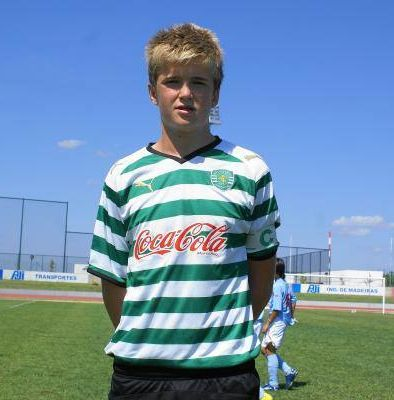 Young Eric Dier Sporting Sporting Clube De Portugal Sporting Clube