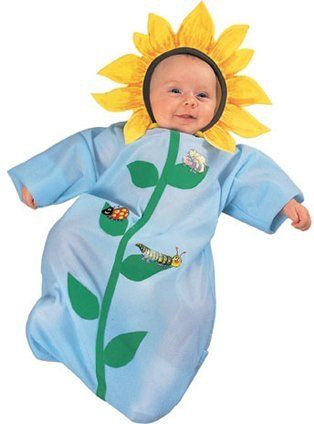 Newborn Baby Sunflower Flower Costume (0-6 Months) brandsonSale //.amazon.com/dp/B000IN1N0A/refu003dcm_sw_r_pi_dp_0BPqqb1BVWY83  sc 1 st  Pinterest & Newborn Baby Sunflower Flower Costume (0-6 Months) brandsonSale ...
