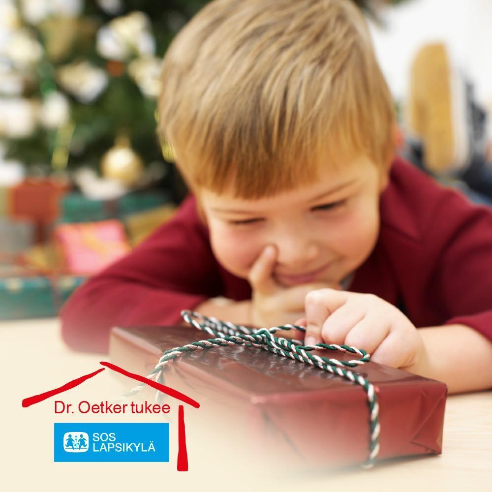 Avaa luukku ja voita joka päivä palkintoja.  http://www.leivojakoristele.fi/