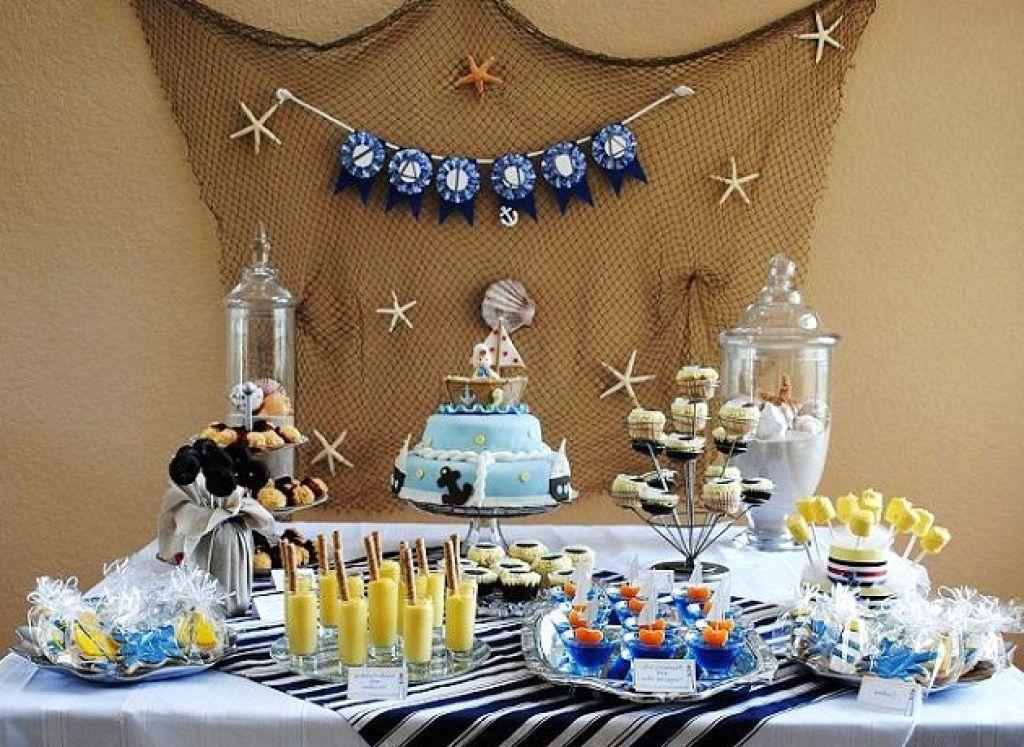 Under Sea Baby Shower Decorations