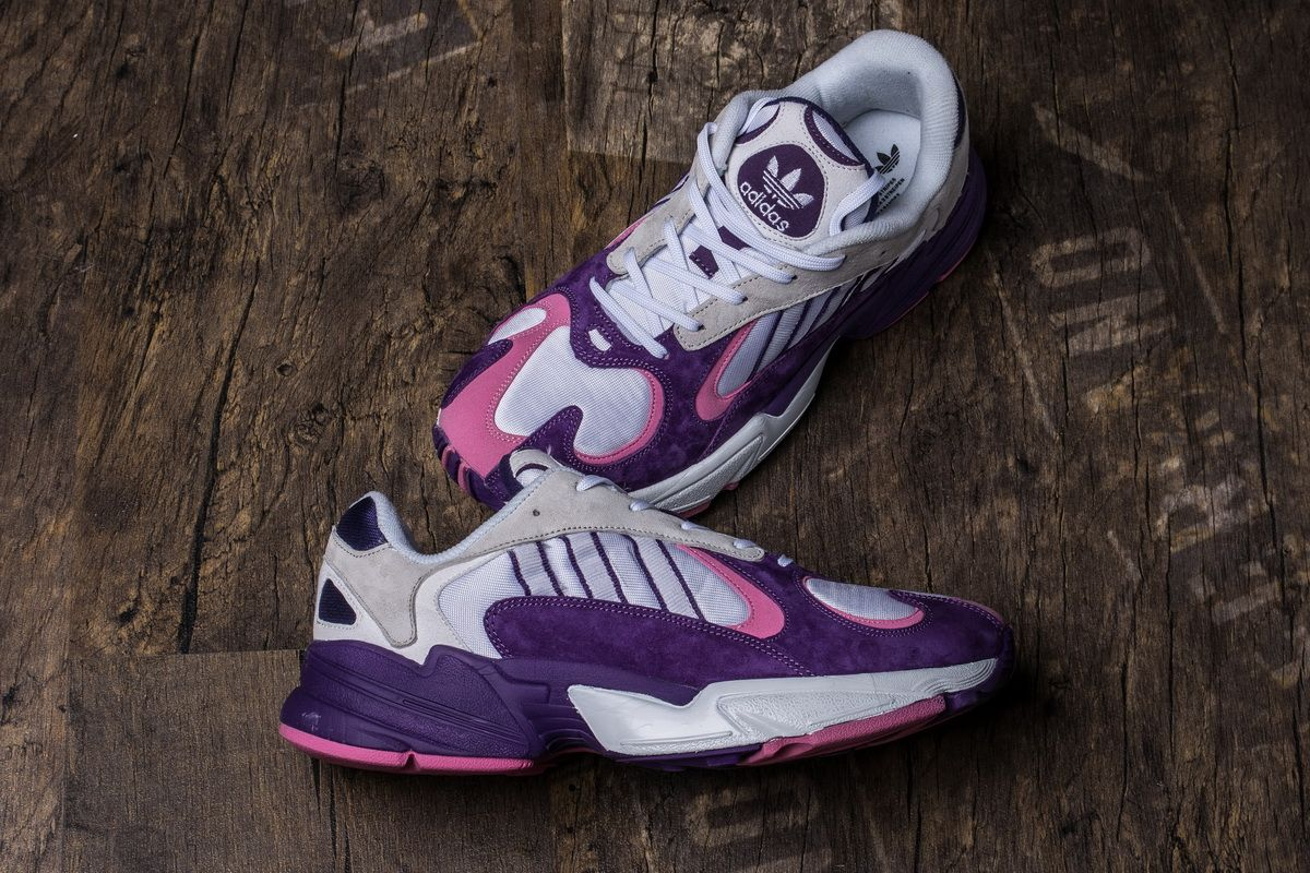 Dragon Ball Z x Adidas Yung 1 Frieza Womens Girls Boost5