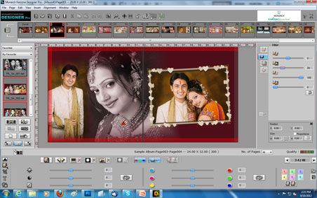 Karizma Wedding Album Software Free Download Photo Album Design Wedding Album Wedding Album Design