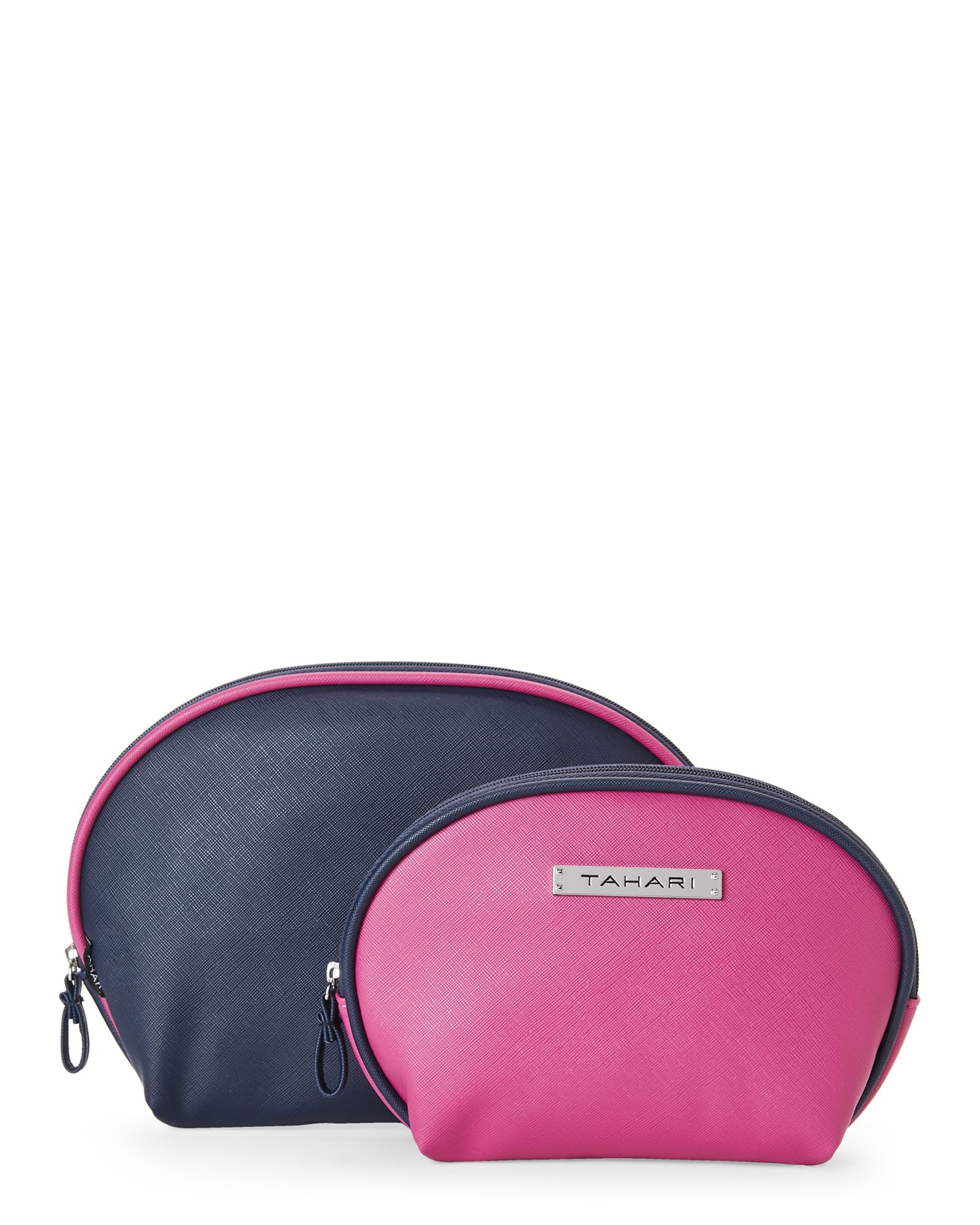 Two-Piece Dome Cosmetic Bag Set