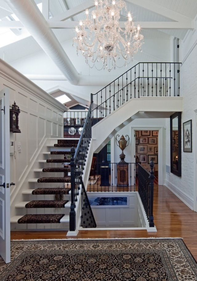 Luxury stairs (With images) | Staircase design, Stairs ...
