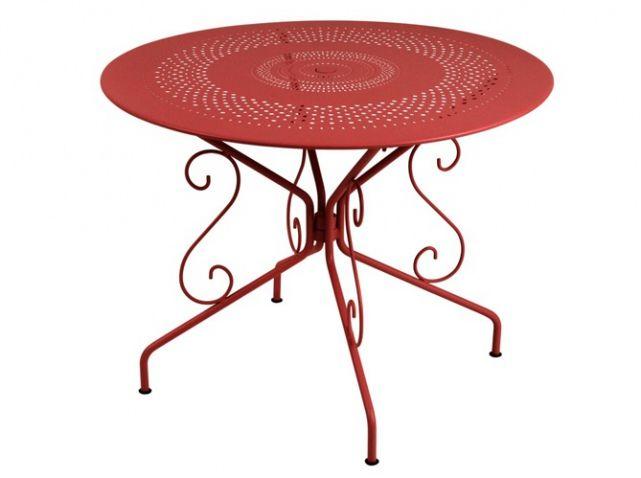 Fer forgé : la touche rétro de votre mobilier de jardin ...