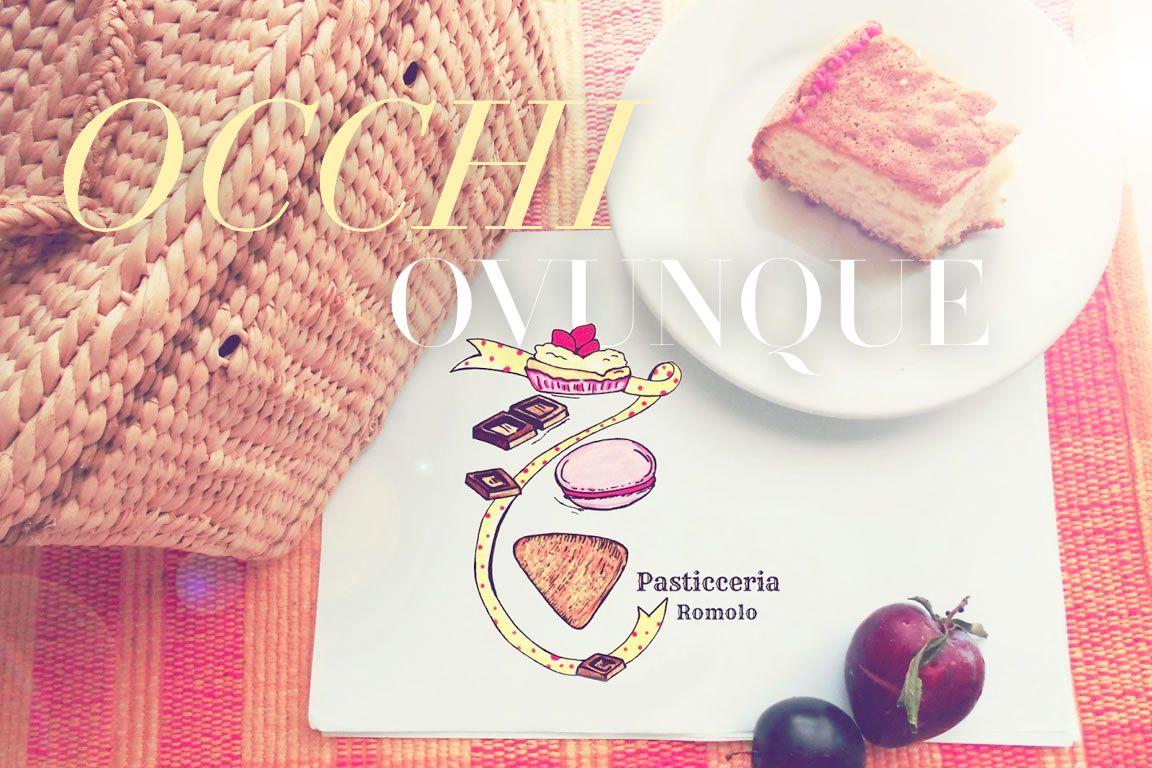 Dalla passione per il cibo e le illustrazioni nasce il blog Occhi Ovunque READ http://bit.ly/UA2Hcu