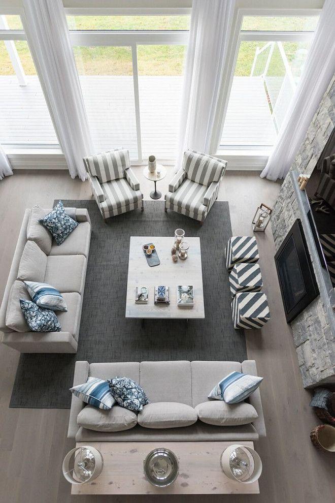 salón distribución del mobiliario. muebles para la sala Disposición ...