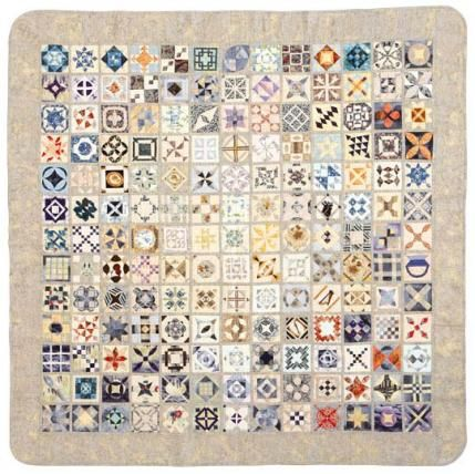 Browse a collection of quilts made by students in Dear Jane classes at The City Quilter in New York City to get ideas for making your own version of Jane A. Stickle's 1863 quilt featured in the book Dear Jane by Brenda Manges Papadakis.