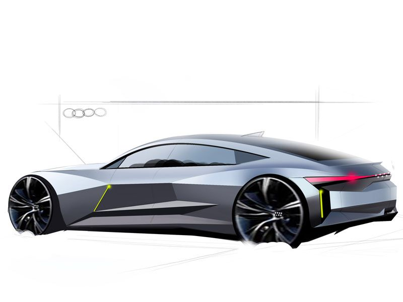 Audi Sketch on Behance