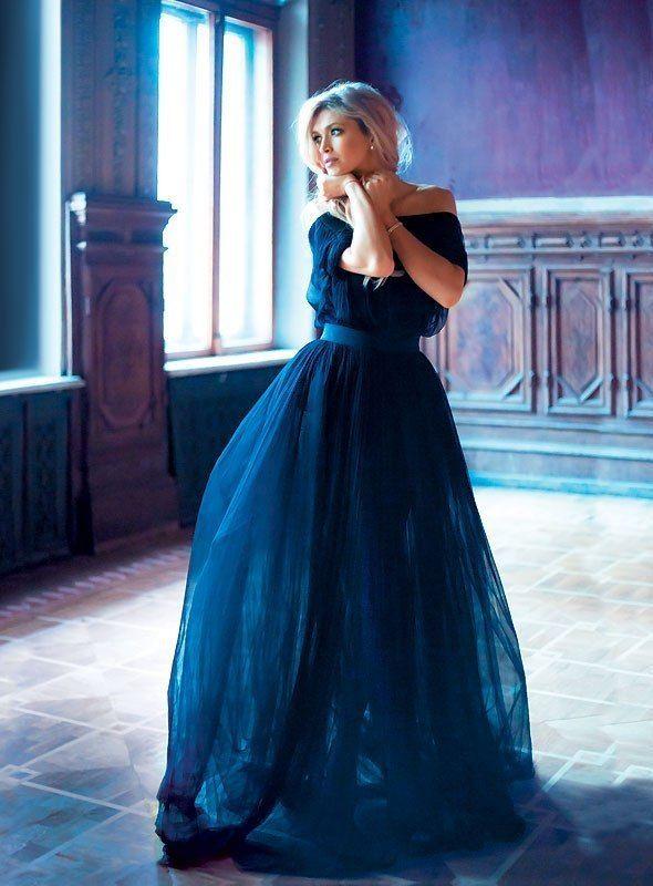 Russian blonde ulyana
