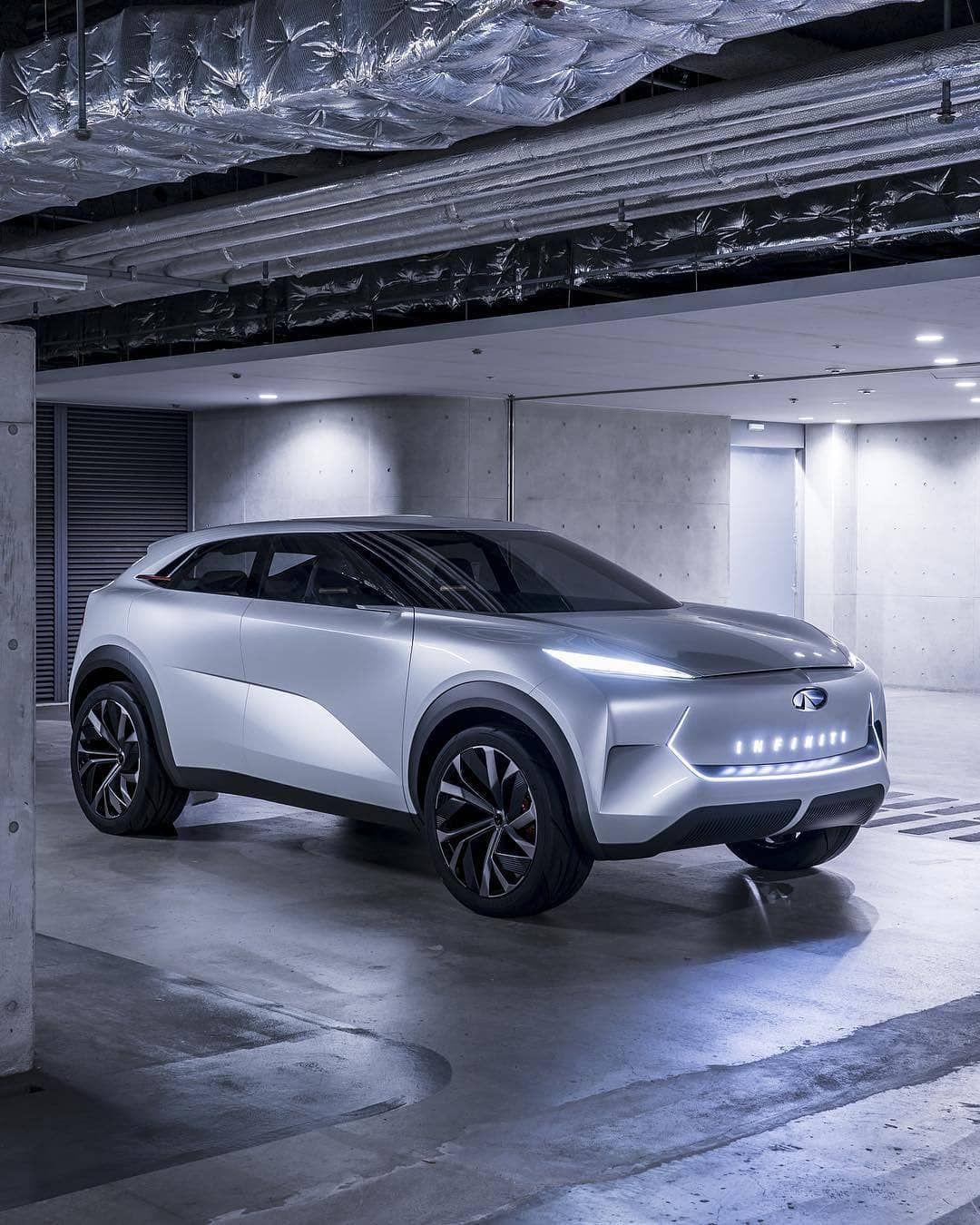 Infiniti S Qx Inspiration Concept Infinitiqxinspiration Infiniti Cardedign Concept Cars Infiniti Future Concept Cars
