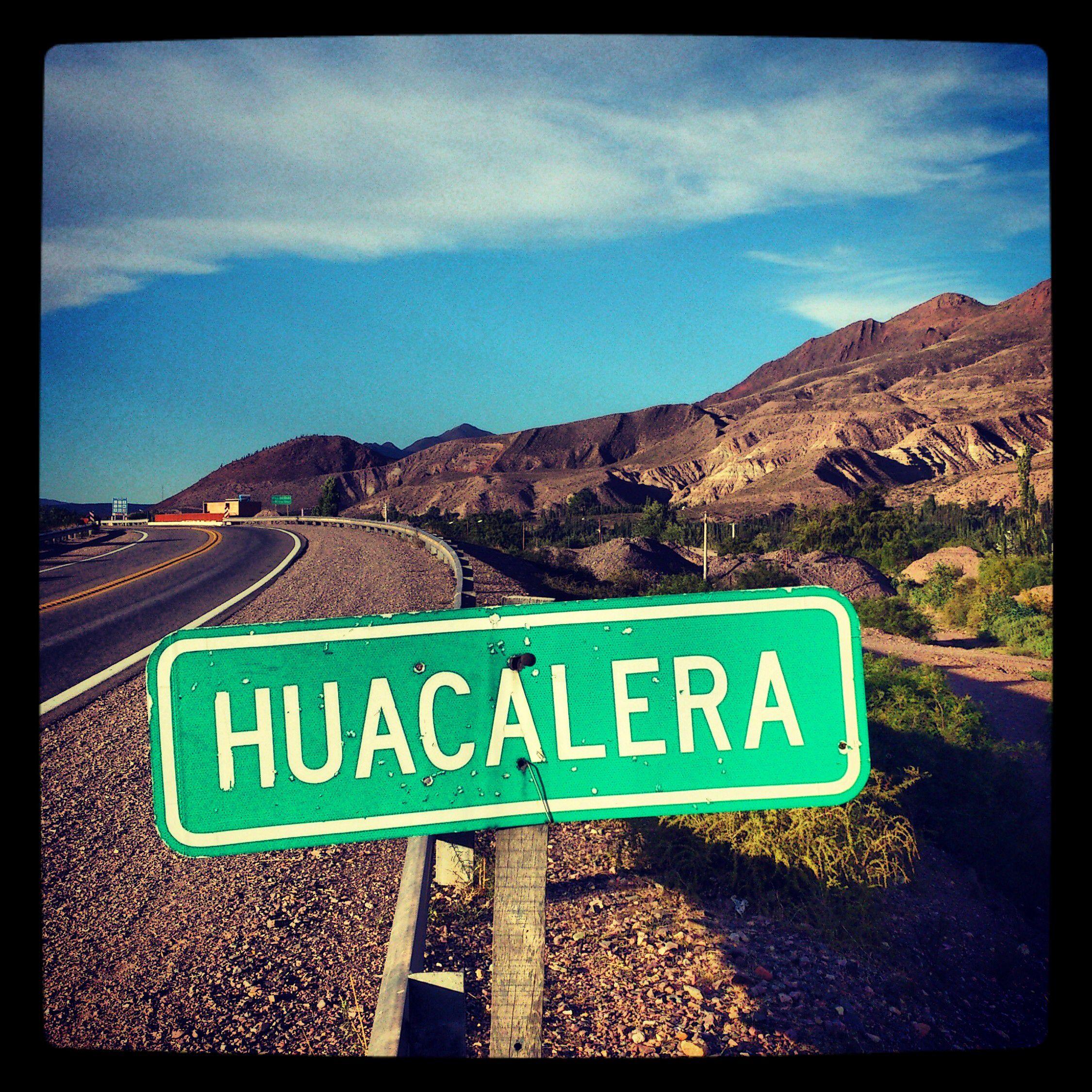 Huacalera, puna jujeña, Argentina