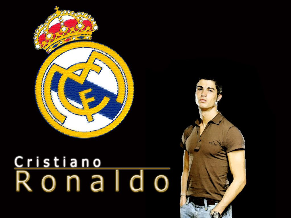 Download Real Madrid Ronaldo Wallpaper