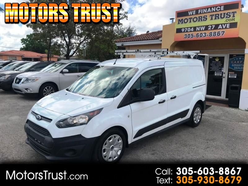 2016 Ford Transit Connect Lwb Xl White Comm Pickup Van 4 Doors 14600 To View More Details Go To Htt