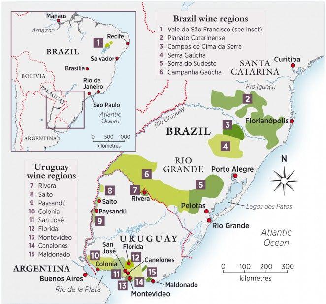 Viaja con nosotros al segundo continente más grande del planeta, América, y déjate sorprender por sus regiones vinícolas localizadas en interminables valles, impresionantes alturas o con increíbles vistas al océano.