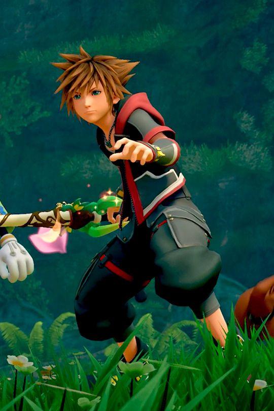 Kingdom Hearts In High Definition: Photo | Kingdom hearts