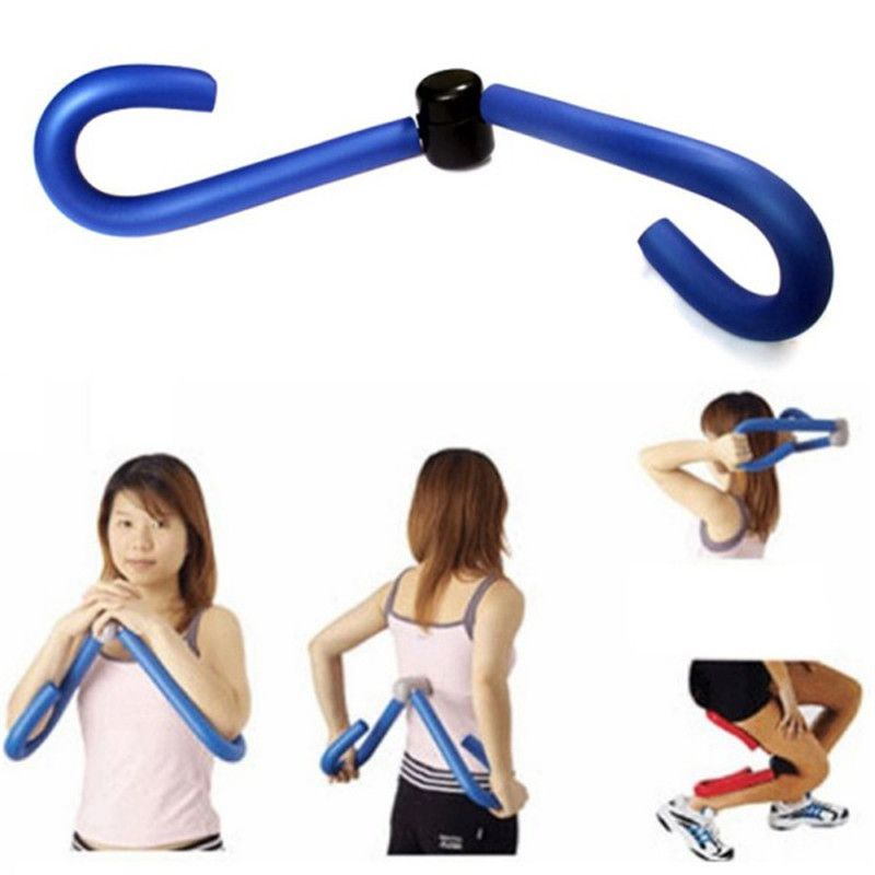 Home Gym Leg Workout: Fitness Thigh Master Muscle Toner Ab Leg Arm Shaper