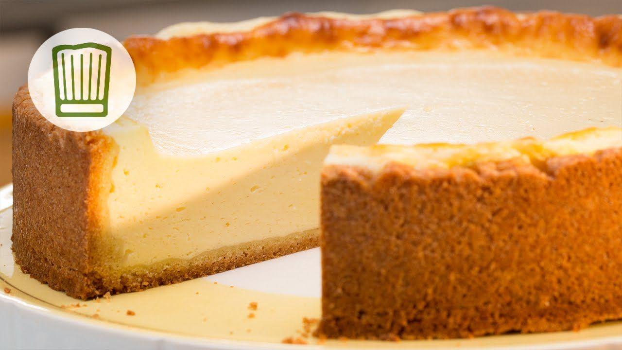 Kasekuchen Bzw Quarkkuchen Rezept By Chefkoch De Youtube Backen