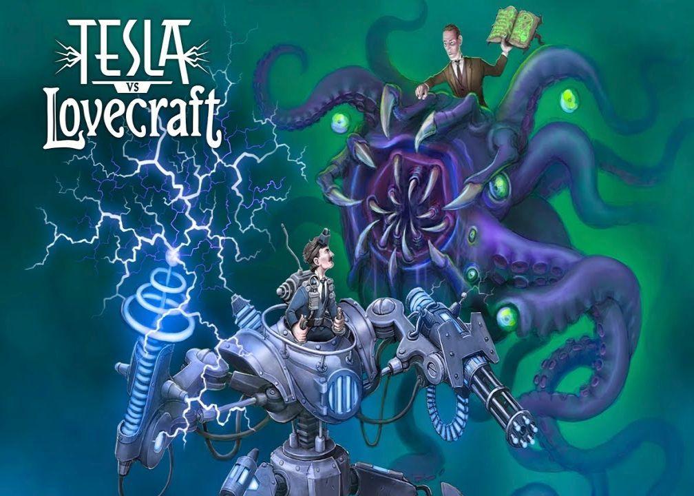 Tesla Vs Lovecraft Full Game Unlock Mod Download Apk Lovecraft Full Games Tesla