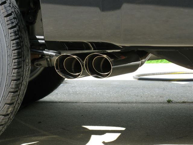 Functionally, aftermarket truck exhaust systems are no
