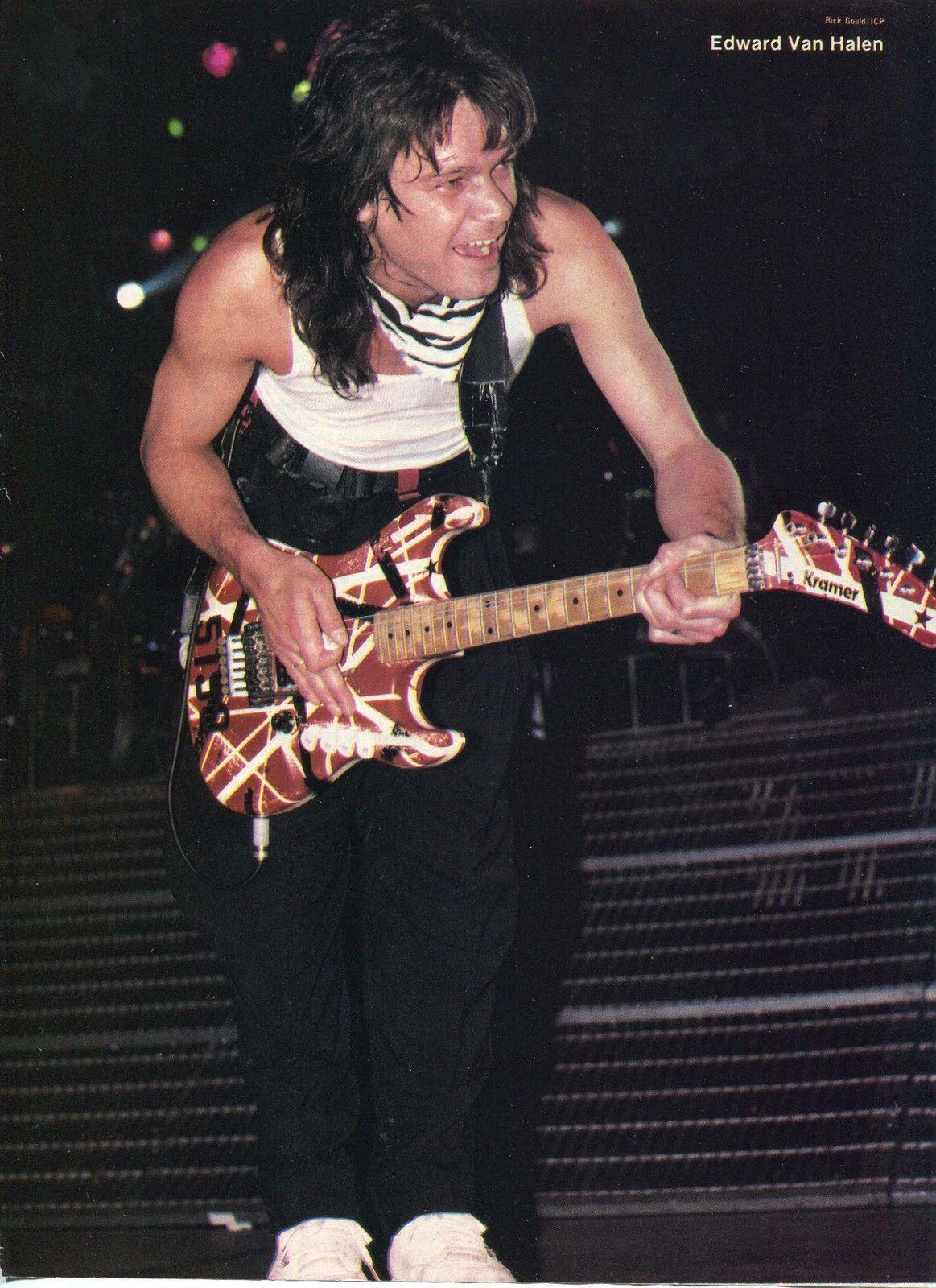Eddie Van Halen Van Halen Eddie Van Halen Van Halen 5150