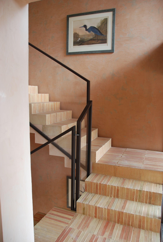garde corps acier avec remplissage verre toute hauteur. Black Bedroom Furniture Sets. Home Design Ideas