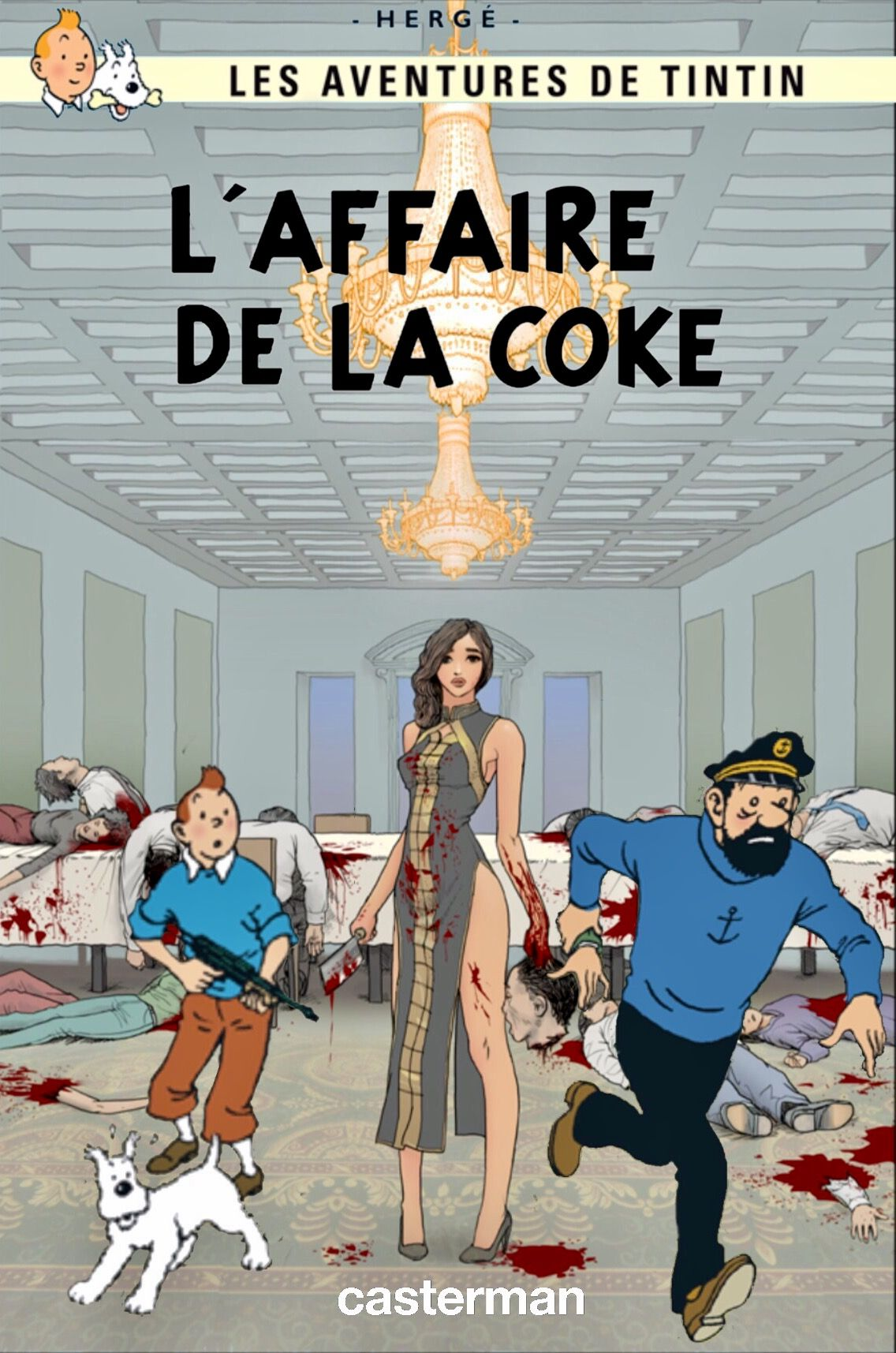 BD / Aventure. Les Archives Tintin Tintin (Éditions du Petit Vingtième) Tintin (Éditions Moulinsart) Tintin (France Loisirs - album double) Tintin (L'œuvre intégrale d'Hergé - Rombaldi) Tintin (Pop-Hop) Tintin en noir et blanc (Coffret).