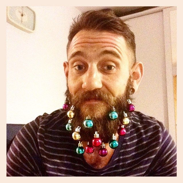 Men Rainbow Beard and Crazy Hair Colors - Hairstyle Ideas ...