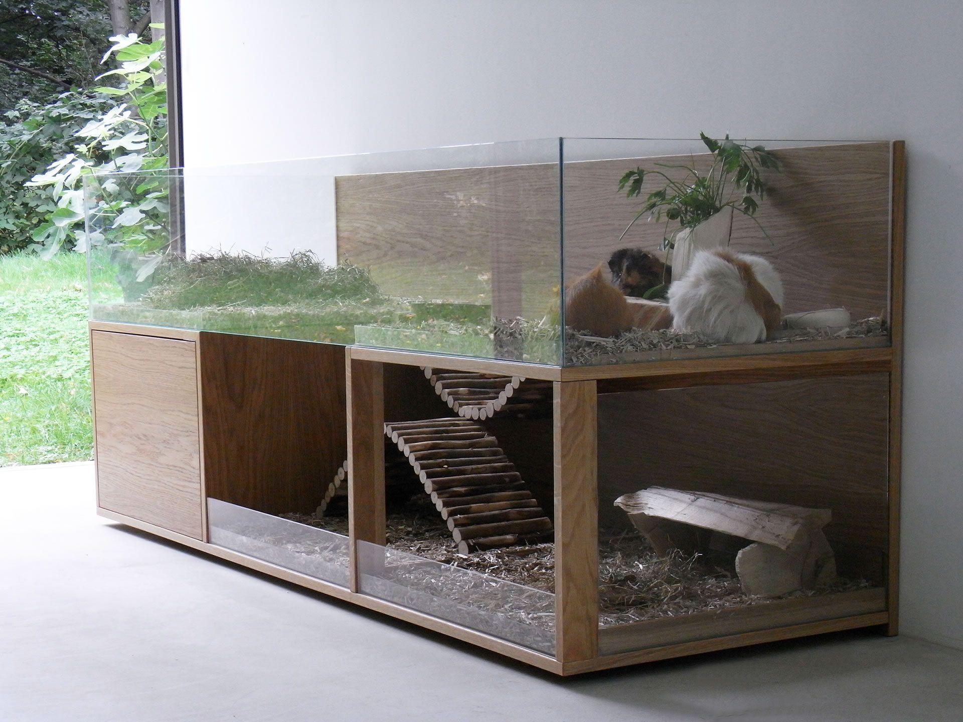 Ideas para jaula casas de cobayas pinterest jaulas - Ambientador natural para casa ...