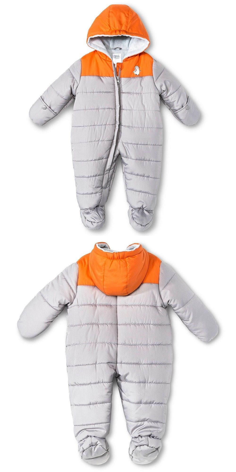 ZeroXposur Infant Girls 2 Pc Multi-Color Camellia Snowsuit NWT 12M  or 18 Month