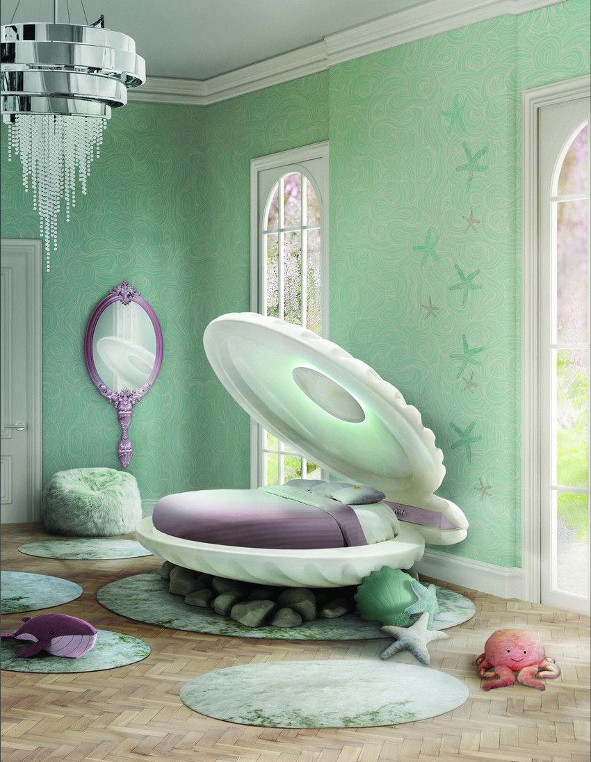 Inspirieren Sie Sich Für Ein Magisches Kinder Shlafzimmer